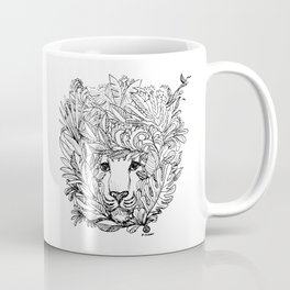 KIND LION Coffee Mug