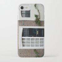 door iPhone & iPod Cases featuring Door by Marieken