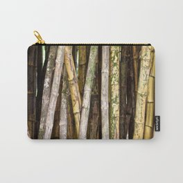 Wild Bamboo Carry-All Pouch