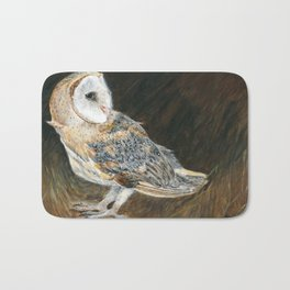 The Night Hunter by Teresa Thompson Bath Mat