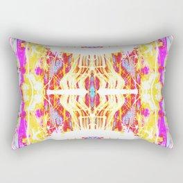 Fire Pipes Rectangular Pillow