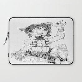 It's a Ewe Year  Laptop Sleeve