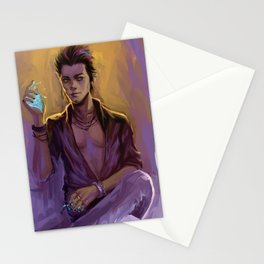 Magnus Bane Stationery Cards