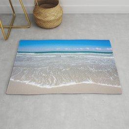 Paradise is the Beach Rug