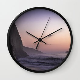 With these sights before me Wall Clock