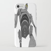 iron giant iPhone & iPod Cases featuring Iron Giant. by Steven Goddard