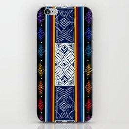 Shipibo Pattern iPhone Skin
