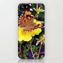 Bangtan Butterfly iPhone Case