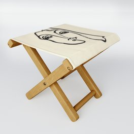 The Trouble with me Folding Stool