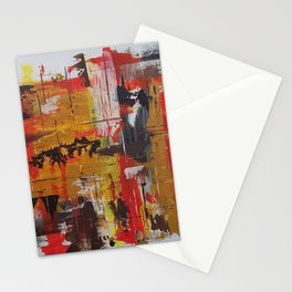 Molten Snow in December Stationery Cards