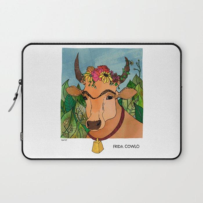 Frida Cowlo Laptop Sleeve