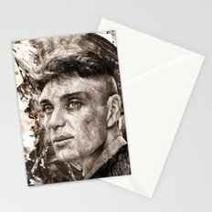 Cillian Murphy / Tommy Shelby / Peaky Blinders Stationery Cards