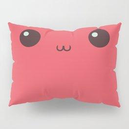 Watermelon Face Pillow Sham