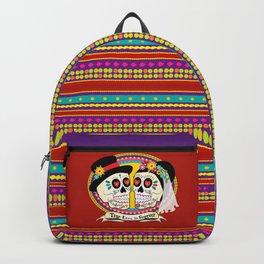 Los Novios (English) Backpack