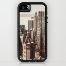 New York City Skyline Adventure Case iPhone (5, 5s)