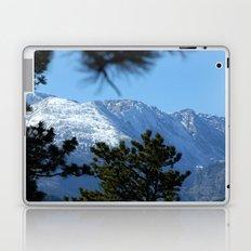 Snow Capped Mountain Laptop & iPad Skin