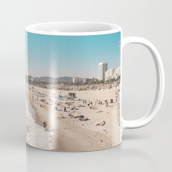 Santa Monica Coffee Mug