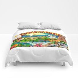 Seldovia Comforters