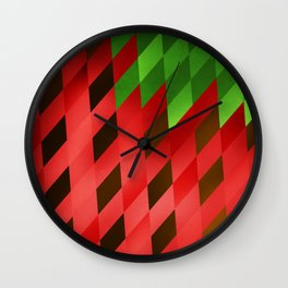 Fresa Wall Clock