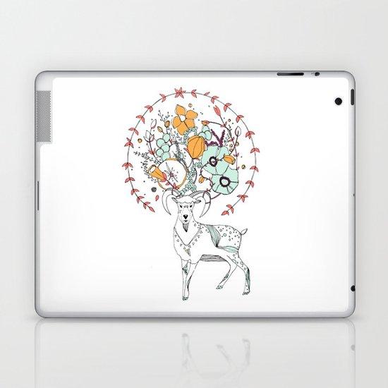 like a halo around your head Laptop & iPad Skin