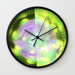 fractal: future that once was Wall Clock