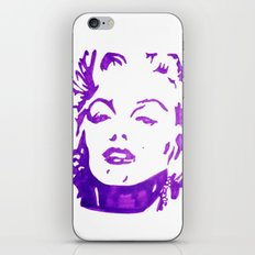Marliyn Monroe  iPhone & iPod Skin