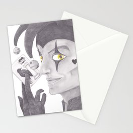 The Court Joker Stationery Cards