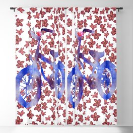 Ride on dreamer Blackout Curtain