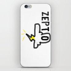 Zepto iPhone & iPod Skin