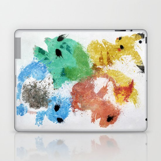 Starters Laptop & iPad Skin