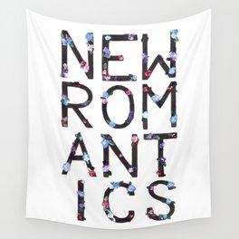 New Romantics Wall Tapestry