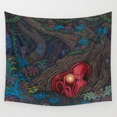 Mothers Of Men Wall Tapestry
