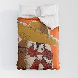 Vintage Travel Ad Cuba Comforters
