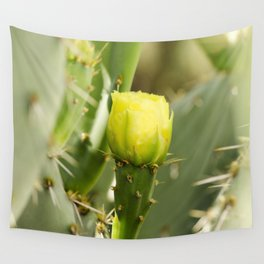 Englemann's Prickly Pear Wall Tapestry