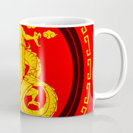 Asian Flare Coffee Mug