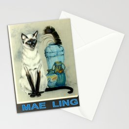 MAE LING Stationery Cards