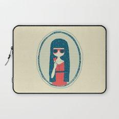 Lollipop girl Laptop Sleeve