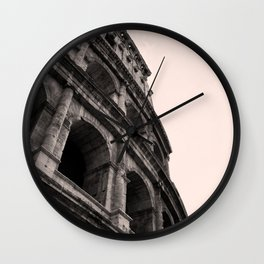Colosseum #1 Wall Clock