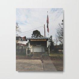 Uncertain, Texas Metal Print