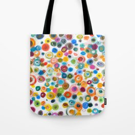 Positive Vibrations Tote Bag