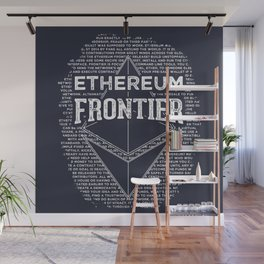 Ethereum Frontier Wall Mural