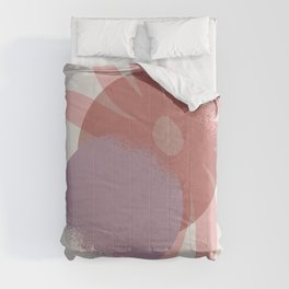 Dhalia Minimalism Abstract Comforters
