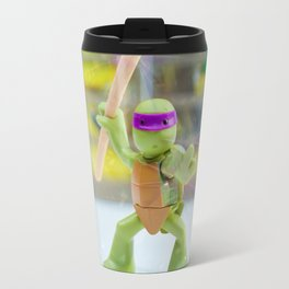 Donnie Metal Travel Mug