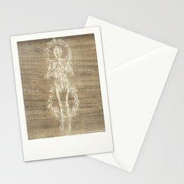 Skeleton Print - P1 Stationery Cards