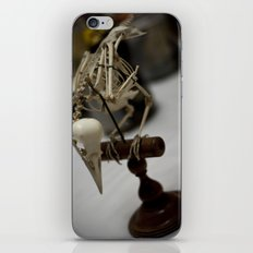 Bones iPhone & iPod Skin