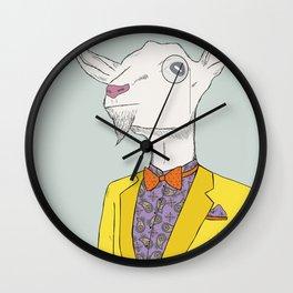 Leopold Wall Clock