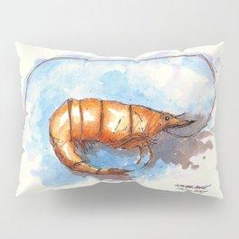 Mississippi Gulf Coast Shrimp Pillow Sham