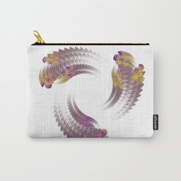 just modern   (A7 B0143) Carry-All Pouch