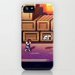 Doble Dragon 2 iPhone Case