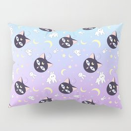 Luna P Cute Pattern Pillow Sham